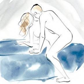 pozitii sex - tirbusonul