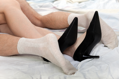 fără erecție în picioare)