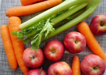 Salata cu morcovi si mere