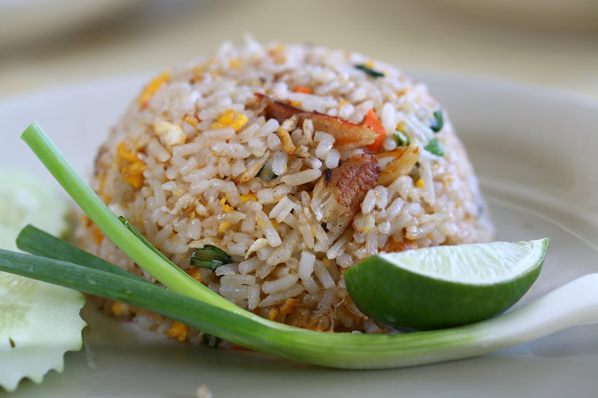 pilaf cu carne de curcan - sfatulparintilor.ro - pixabay_com - fried-rice-3023040_1920