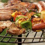 Platou festiv cu carne si legume