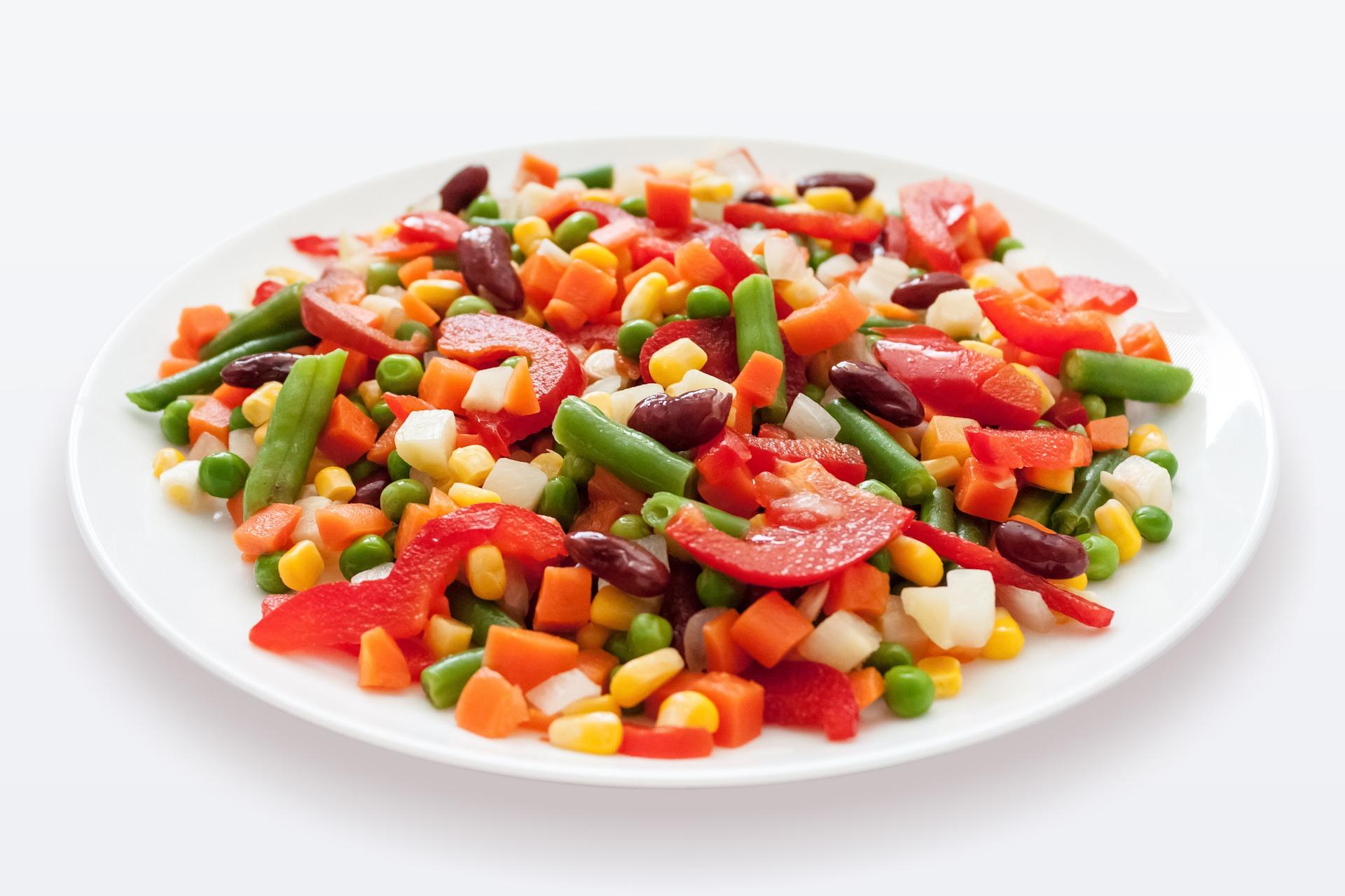 legume asortate - sfatulparintilor.ro - pixabay-com - mexican-mix-1068590_1920