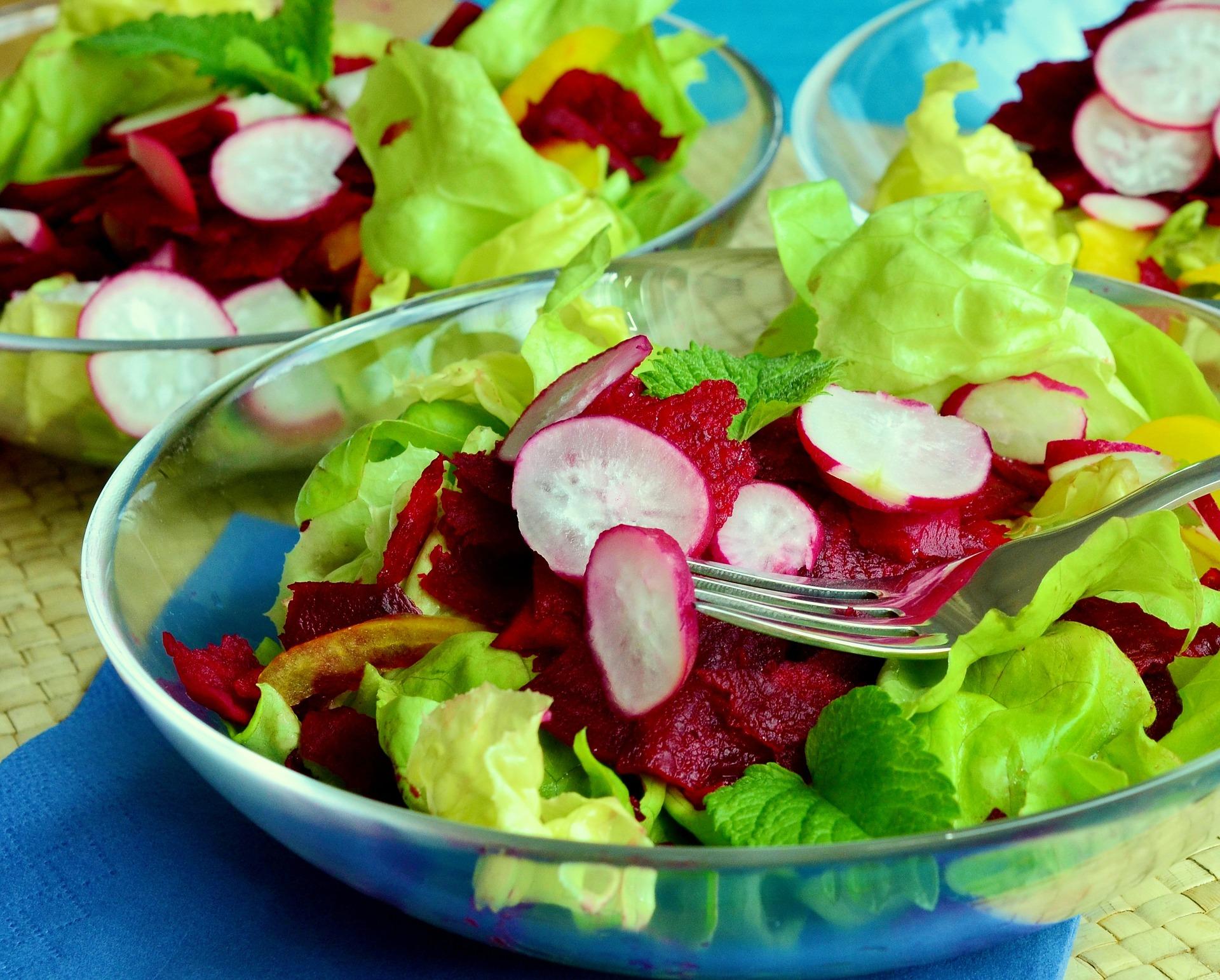 salata verde cu ridici si ceapa - sfatulparintilor.ro - pixabay_com - salad-753971_1920