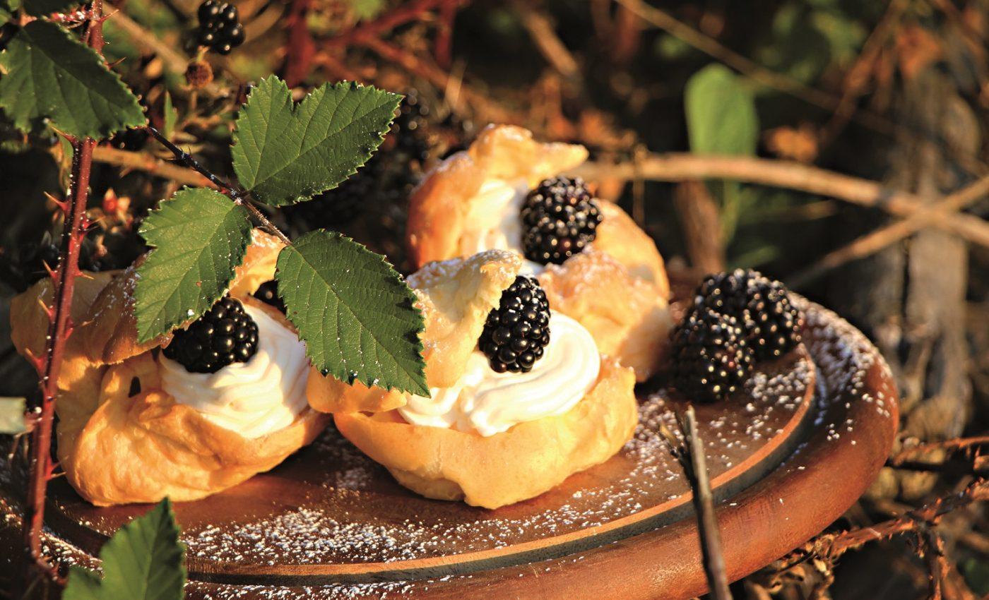 Eclere cu crema de lapte - sfatulparintilor.ro - pixabay_com - cream-puff-4204839_1920
