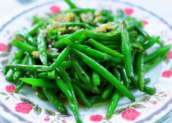 Fasole verde cu maioneza