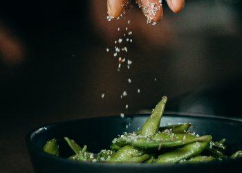 Salata de fasole verde cu maioneza