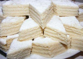 Prajitura Alba ca zapada. Reteta pentru cea mai fina prajitura - VIDEO