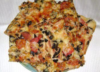 Pizza cu de toate