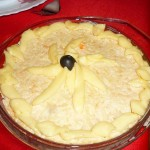 Salata de mar cu telina si maioneza