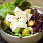 Salata bulgareasca de post