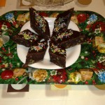 Negresa cu nuca si ciocolata