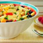 Reţete pentru copii: Salată de paste