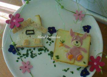 Sandvisuri pentru copii