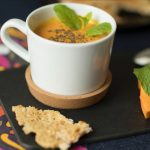 Reţete pentru copii: Supă cremă de mere cu dovleac