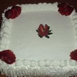 Tort cu capsune