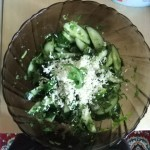 Reteta zilei: Salata de castraveti cu menta