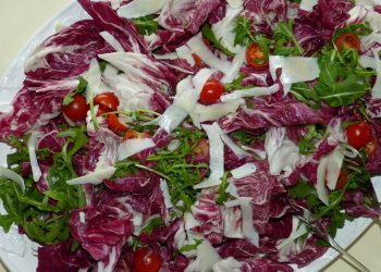 Salata de varza si rosii