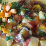 Ghiveci taranesc de legume