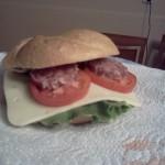 Sandwich rapid pentru scoala