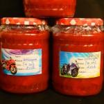 Gogosari in sos tomat. Un deliciu pentru toamna