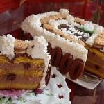 Tort cu ciocolata si bezele