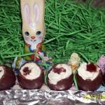 Retete de Pasti: Oua umplute de ciocolata