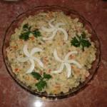 Retete pentru Pasti: Salata boeuf cu piept de curcan