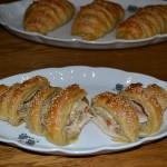 Retete de Pasti: Pulpe de pui in foietaj