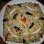 Retete de Pasti: Salata de beouf