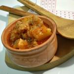 Tocanita de cartofi cu soia