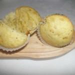 Muffins cu mac si portocale