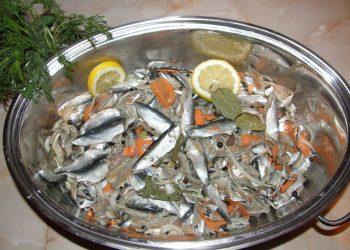 Salata de hamsii
