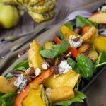 Reţete pentru copii: Dovleac la cuptor cu broccoli şi ierburi aromate