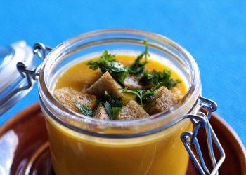 Supa crema de legume cu carnita
