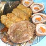 Retete de Sarbatori: Rulada de porc