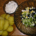Salata orientala cu praz