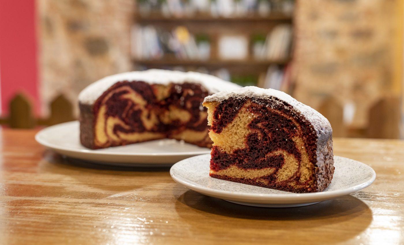 Cozonac cu ciocolata - SFATULPARINITLOR.RO - PIXABAY_COM - sponge-cake-5494587_1920