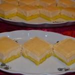 Retete de sarbatori: Prajitura cu caise si iaurt