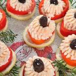 Retete de Revelion: Salata de icre de stiuca