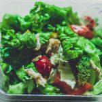 Salata calda cu peste