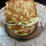 Pancakes fara zahar