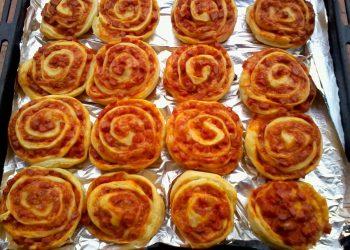 Melci pizza