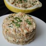 Salata de fasole galbena