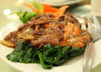 Carne de vitel cu legume