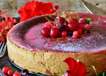 Cheesecake cu visine - sfatulparintilor.ro - pixabay_com - cake-3555186_1920
