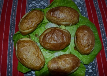 Cartofi cu surprize