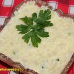 Salata de conopida cu maioneza de casa! Urmareste pasii in reteta video!