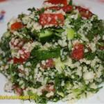 FarfuriaVesela.ro: Tabbouleh – Salata de patrunjel