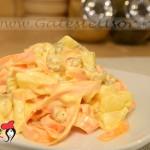 GatesteUsor.ro: Salata de morcov cu ananas si stafide