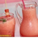 FarfuriaVesela.ro: Smoothie cu pepene rosu si galben